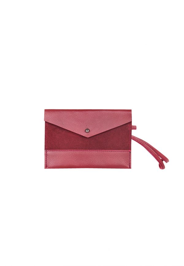 Small Pouch – Maroon